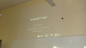 ScreenACT Expo 2/5/14